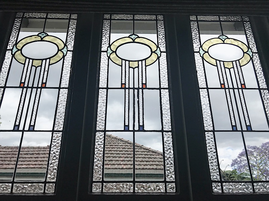 leadlight windows restoration before