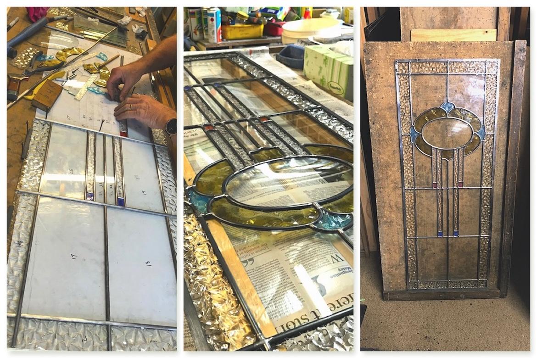 The art of window restoration