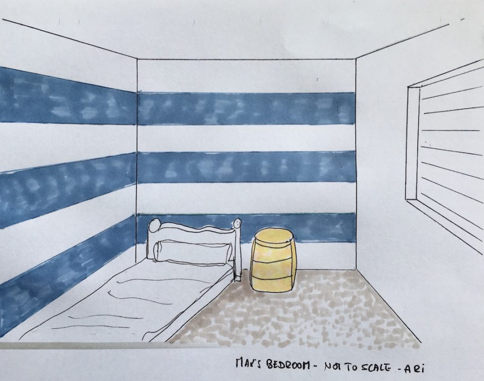 Sketchup_childroom