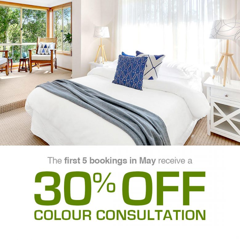 May Colour Offer