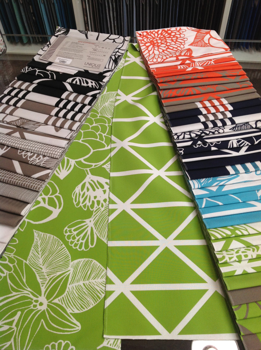 Reversible Outdoor Fabrics
