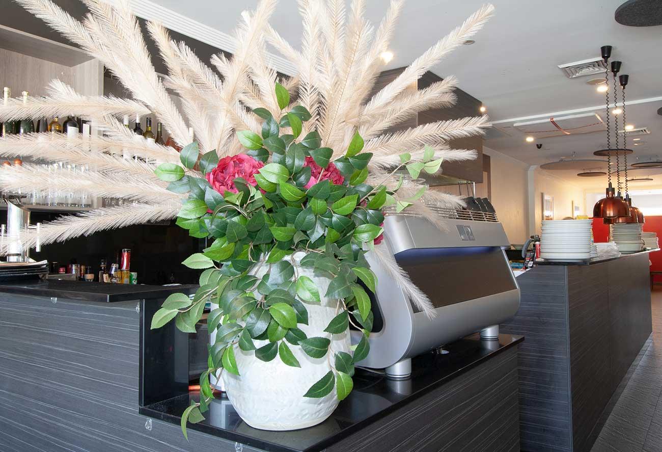 Floral Decoration in vase